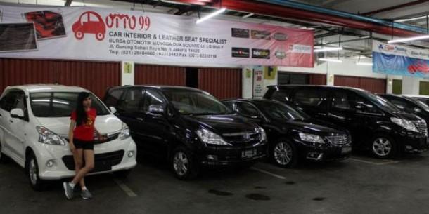 Penjualan Mobil Bekas di Bandar Lampung Bagus, Avanza, Xenia, dan Innova Banyak Dicari