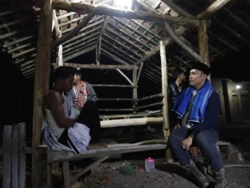 Bupati Lampung Tengah Sidak Kampung di Kecamatan Padang Ratu Awasi Ronda