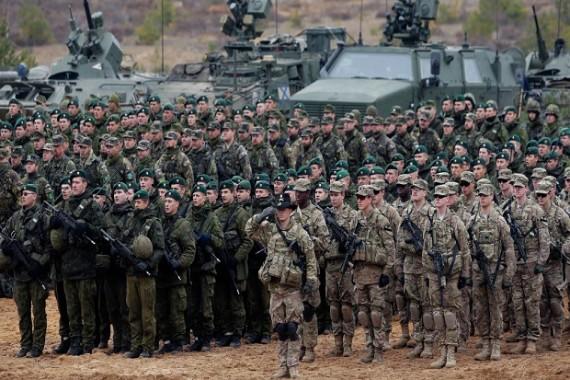 Negara NATO Gelar Latihan Militer Besar-besaran di Polandia
