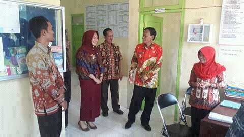 Wali Kota Metro A. Pairin saat sidak di Kelurahan Tejosari Metro Timur | Tyas/jejamo.com