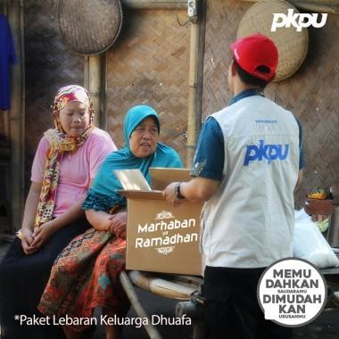 PKPU Lampung Buka Donasi Paket Lebaran untuk Duafa Rp350 Ribu