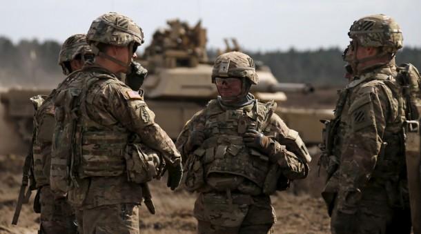 Hadapi Agresi Rusia, NATO Kirim 4.000 Pasukan ke Baltik dan Polandia