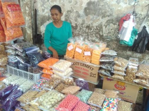 Pedagang Kue Mulai Ramaikan Pasar Tugu Bandar Lampung, 5 Hari Dapat Untung Rp750 Ribu