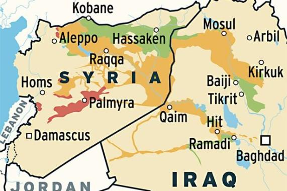 Pasca Bom Bandara Ataturk, ISIS Rilis Peta Jaring Teror di Seluruh Dunia