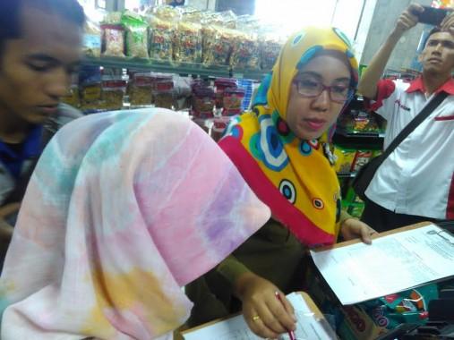 BPOM Bandar Lampung Temukan Nomor Registrasi Salah Pada Kemasan Makanan di Gelael