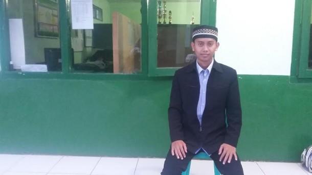 Pimpinan Ponpes Masyariqul Anwar, Agus Faisal Asyha | Tama/jejamo.com
