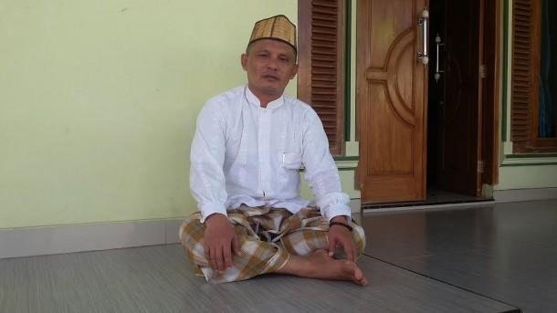 KH Ihya Ulumuddin Harus Jatuh Bangun Perjuangkan Ponpes Madarijul Ulum Batu Putu Bandar Lampung