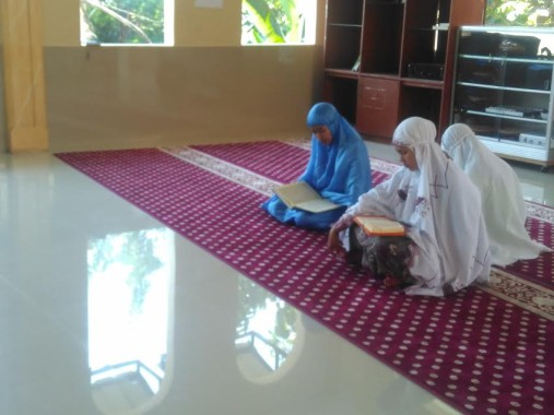 Cerita dari Ponpes Yatim Piatu Penghafal Alquran Riyadhus Sholihin di Bandar Lampung