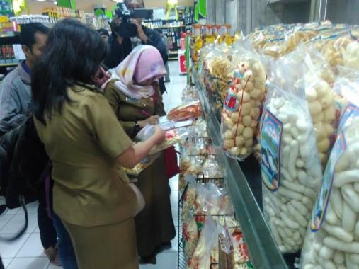 Dinas Kesehatan Bandar Lampung Ancam Tutup Mal Jual Makanan Kedaluwarsa