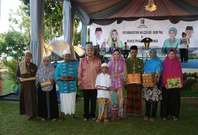 Kepala Satpol PP Lampung Utara Selalu Terapkan Kedisiplinan dalam Penyelesaian Tugas