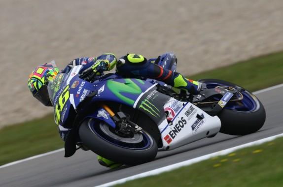 Rossi Urung Gunakan Sasis Baru pada MotoGP Assen Belanda