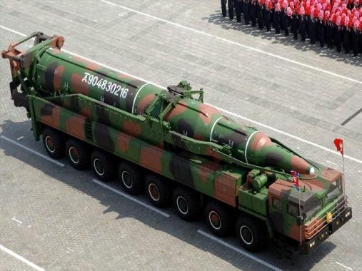 Setelah 4 Kali Gagal, Korea Utara Akhirnya Sukses Luncurkan Rudal Musudan