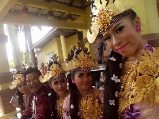 Rohis SMKN 3 Bandar Lampung Ngaji Bareng 1 Juz