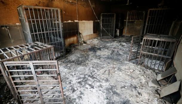 Sel Tahanan ISIS di Fallujah