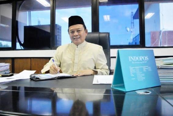 Kepala Dinas Kominfo Provinsi Lampung Sumarju Saeni. | Ist