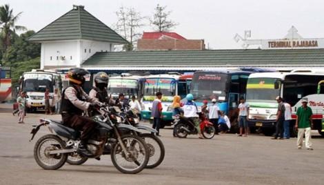 Terminal Rajabasa, Bandar Lampung | ist