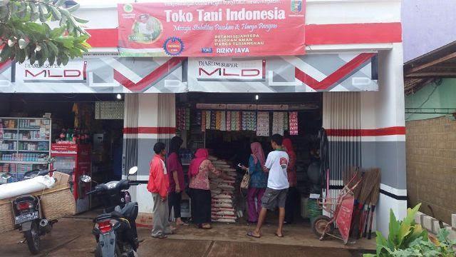 Toko Tani Indonesia  Provinsi Lampung | ist
