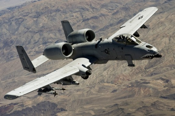 Pesawat Pemburu Tank Thunderbolt II Amerika Kini Semakin Mematikan