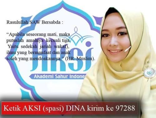 Dina Nur Atika. | Ist