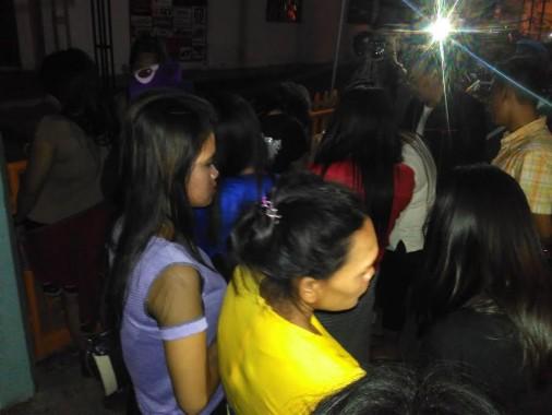 Wanita Penghibur Tangkapan Pol PP Bandar Lampung Diserahkan ke Dinsos