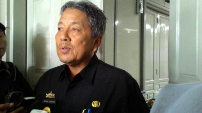 Sekretaris Daerah Provinsi Lampung Arinal Djunaidi | ist