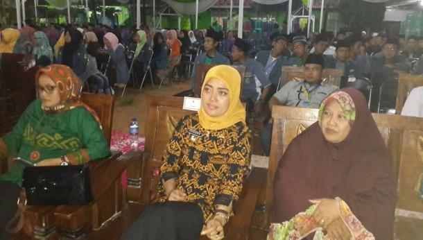 Kunjungan Safari Ramadan, Pemkab Lampung Utara Bagi 4 Tim