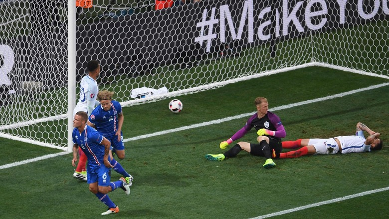 Mengapa Wales Ikut Rayakan Kemenangan Islandia Atas Inggris?