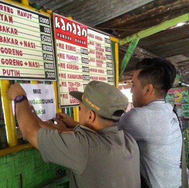 Lagi! Dua Rumah Makan Mi di Metro Positif Memakai Daging Babi