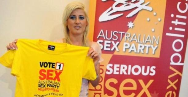 partai seks Australia