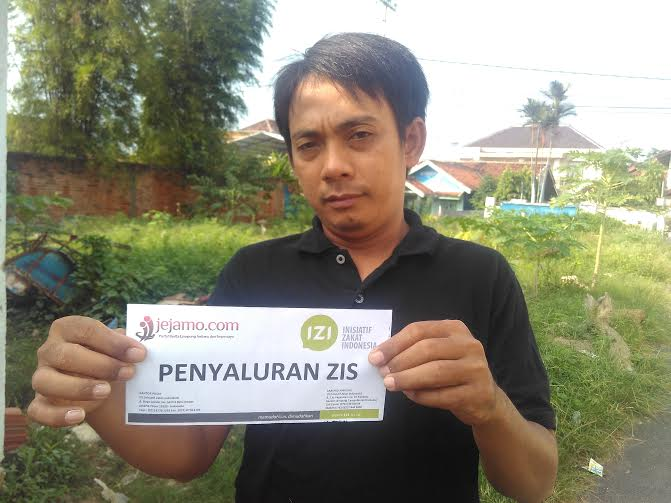 Ade Irawan (31), warga Jalan Ikan Sebelah, Pesawahan, Telukbetung Selatan, Bandar Lampung
