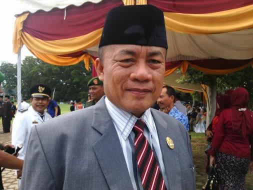 Ketua DPRD Lampung Timur Ali Johan Arif  | ist
