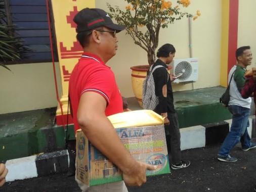 Terduga Pembunuh dan Mutilasi M Panshor Diperiksa Polda Lampung