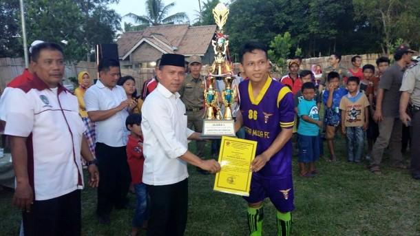 Anggota Fraksi PKS DPRD Lampung Ini Ingin Final Euro Banyak Gol, Pegang Prancis 3-1