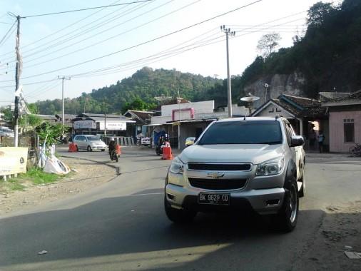 Penataan Parkir Pasar Ogan Lima Amburadul, Sampah Berceceran