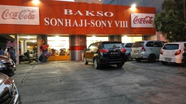 Tiga Alasan Penikmat Kuliner Ketagihan Makan Bakso Sony Bandar Lampung