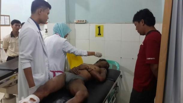 Begal di Lampung Timur