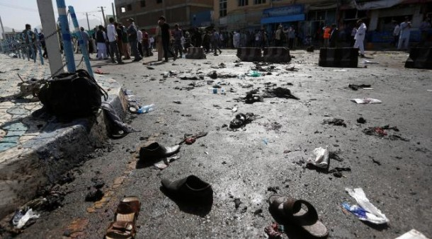 Bom Meledak di Kabul Tewaskan 61 Orang, ISIS Klaim Tanggung Jawab