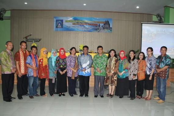 Dinas Pariwisata Se-Yogyakarta Kunjungi Kota Metro