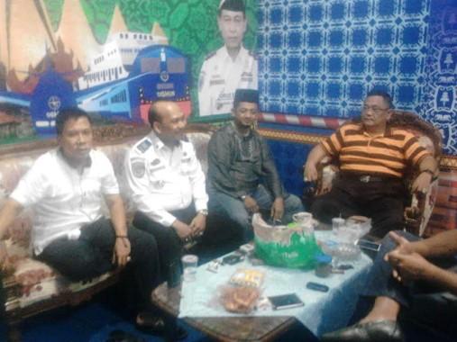 Dishub Lampung Pantau Posko Mudik di Rajabasa dan Lapangan Baruna
