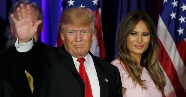 Donald Trump Resmi Calon Presiden AS dari Partai Republik