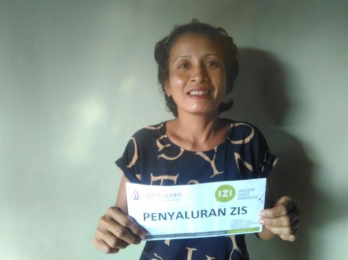 Pantang Ngemis, Fitri di Bandar Lampung Hidupi 5 Anak dengan Jadi Buruh Cuci