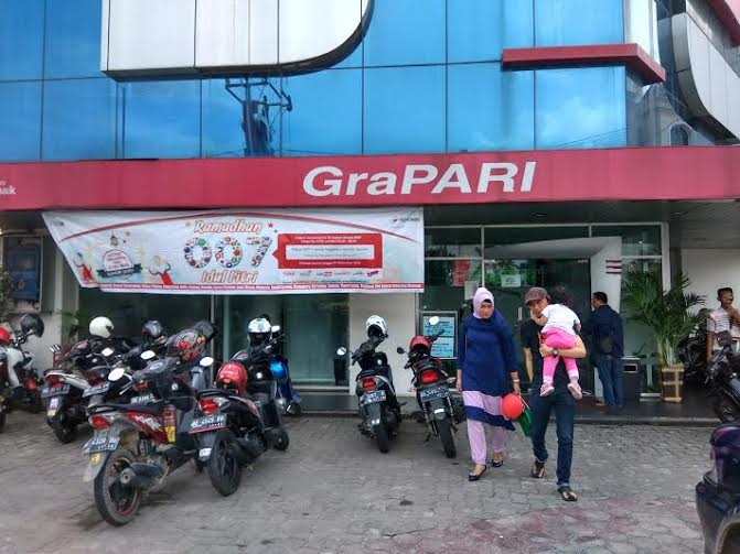 Pelanggan Simpati Telkomsel asal Lampung Utara Keluhkan Pelayanan GraPARI Antasari Bandar Lampung