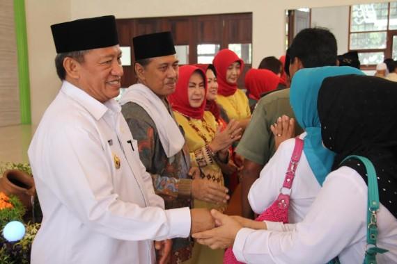 BKKBN Lampung Gelar Pemilihan Duta Mahasiswa GenRe di Hotel Arinas