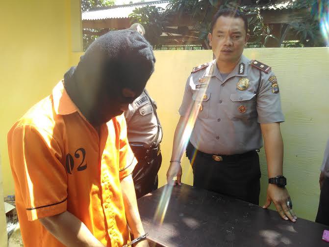 Polsekta Kedaton Bandar Lampung gelar ekspose, Jumat, 29/7/2016 |Andi/jejamo.com