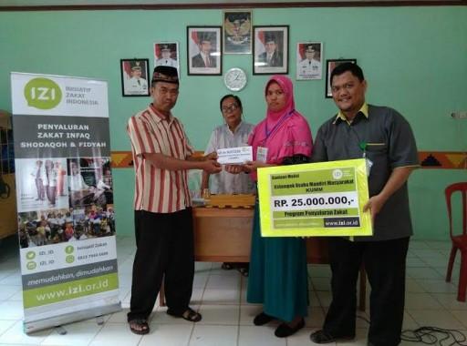 IZI Luncurkan Program  IZI-KUMM di Bandar Lampung