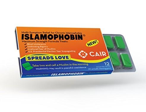 Dewan Islam AS Bagikan Permen 'Islamophobin' untuk Mengobati Islamofobia