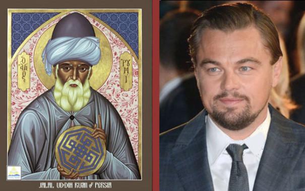 Beredar Petisi Tolak Leonardo DiCaprio Perankan Jalaludin Rumi