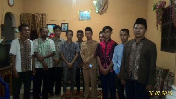 Inilah Kronologis Remaja Salat Telanjang di Masjid Taqwa Sritejo Kencono Kota Gajah Lampung Tengah