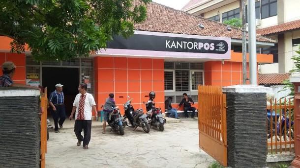 Kantor Pos Pahoman Bandar Lampung