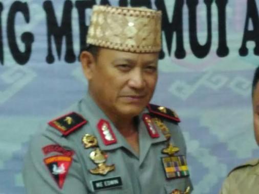 Polresta Surakarta Diteror Bom, Polda Lampung Waspada
